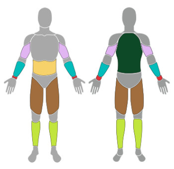 Thumbnail for VibroMap: Understanding the Spacing of Vibrotactile Actuators across the Body