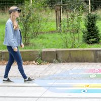 Thumbnail for Walk The Line: Leveraging Lateral Shifts of the Walking Path as an Input Modality for Head-Mounted Displays
